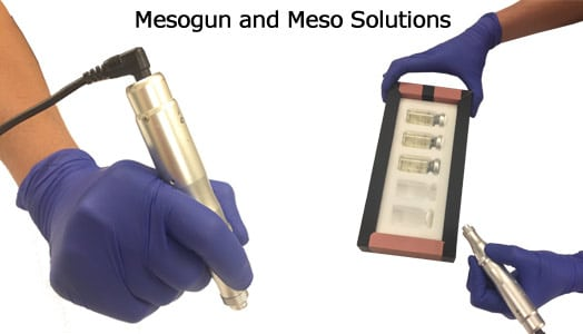 meso solutions and gun photo