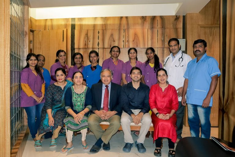 Pandit Clinic AllTeam Members