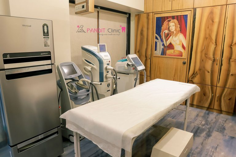 Pandit clinic setup m22 machine