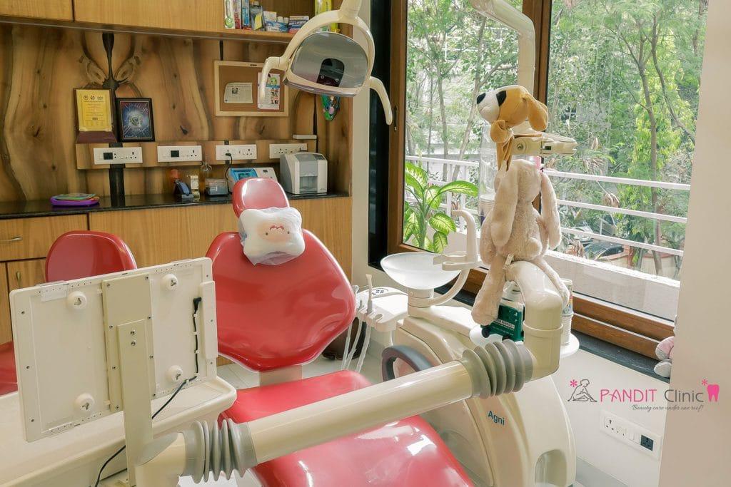 Pediatrics Consultation Room -2, Pandit clinic
