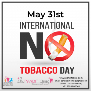 international no tobacco day