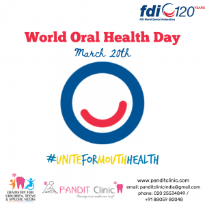 Pandit Clinic World Oral Health Day