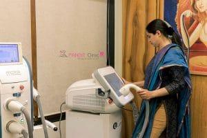 Dr-Sharvari-Pandit-Dermatology-setup