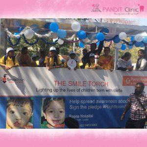 Pandit Clinic Smile Train