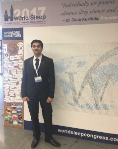 World Sleep Congress Dr Vikram
