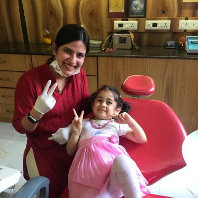 Child's First Dental Visit - Dr. Pratibha Kukreja Pandit