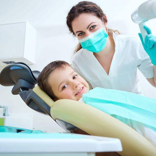 First dentist visit